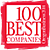 Voted in Top 100 best companies by Oregon Business