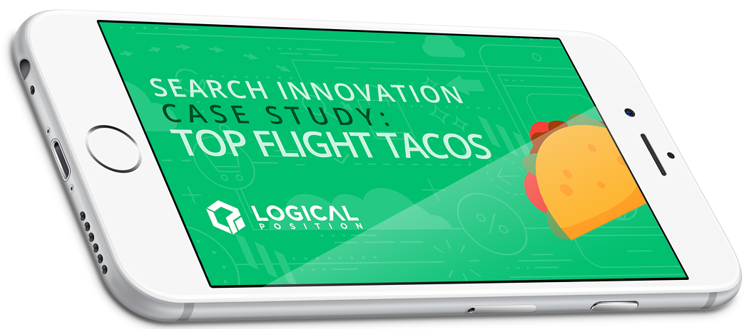 Google Adwords Case Studdy PPC Management - Top Flight Tacos