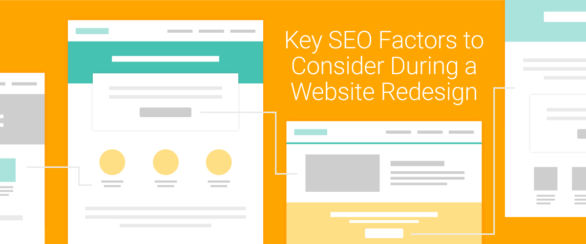 Key SEO Factors to Consider During a Website Redesign