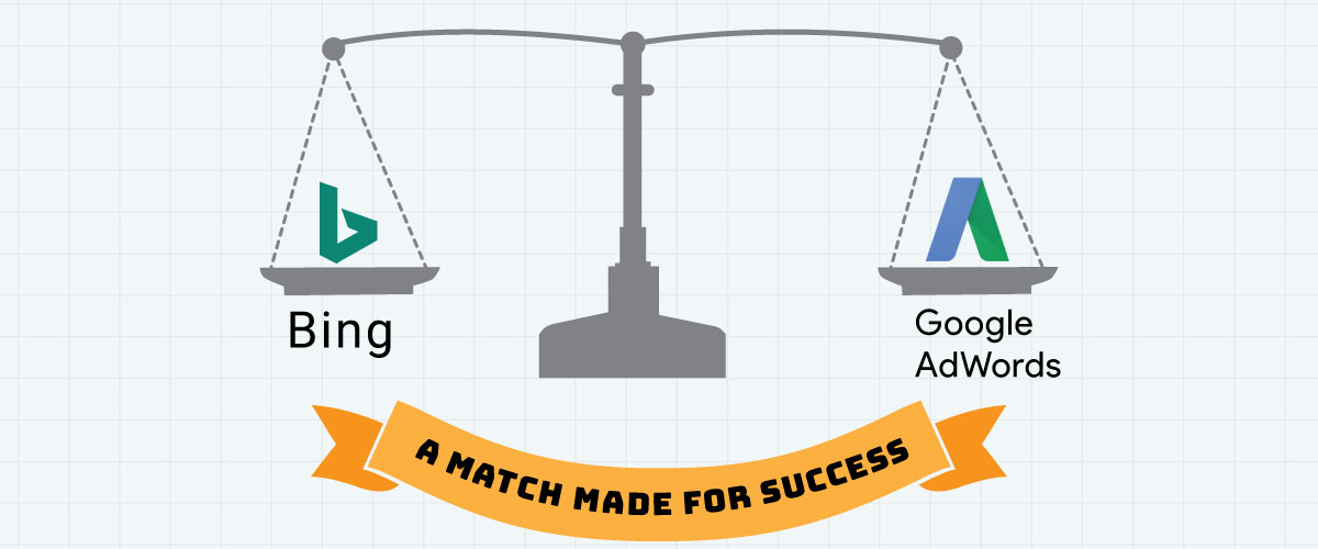 Bing Ads vs Google AdWords: A Match Made for Success