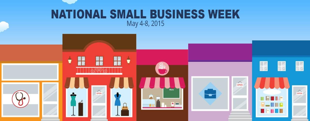 Small Business Week Success Stories!